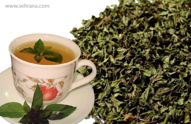 خاصیت ضد التهابی چای ریحان