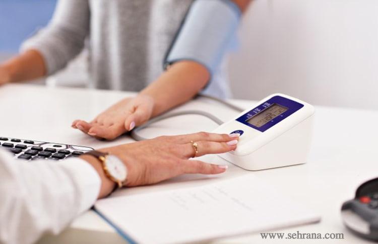 کاهش فشار خون با عرق پونه