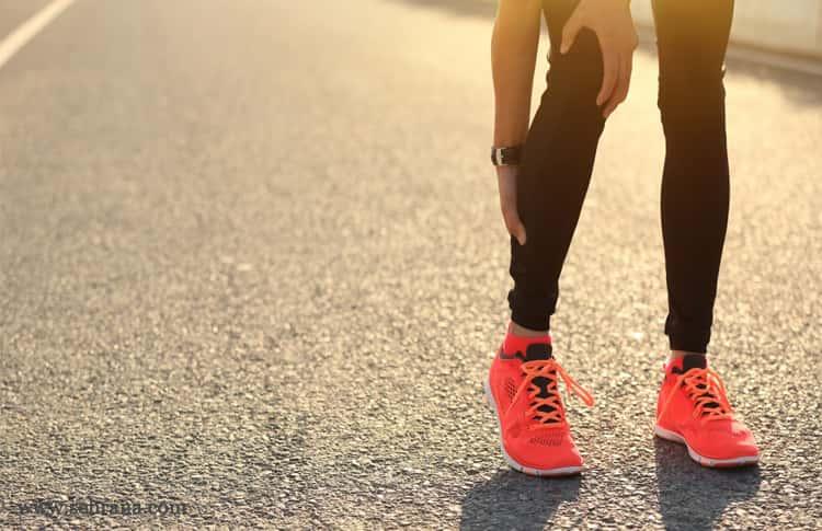 از بین بردن اسپاسم عضلانی